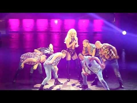 (18) GIMME MORE (Britney Spears Live In Manila 2017) DOLBY+ 5.1 - YouTube