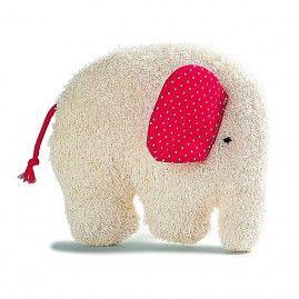 SILKE Babyspielzeug Greifling Elefant