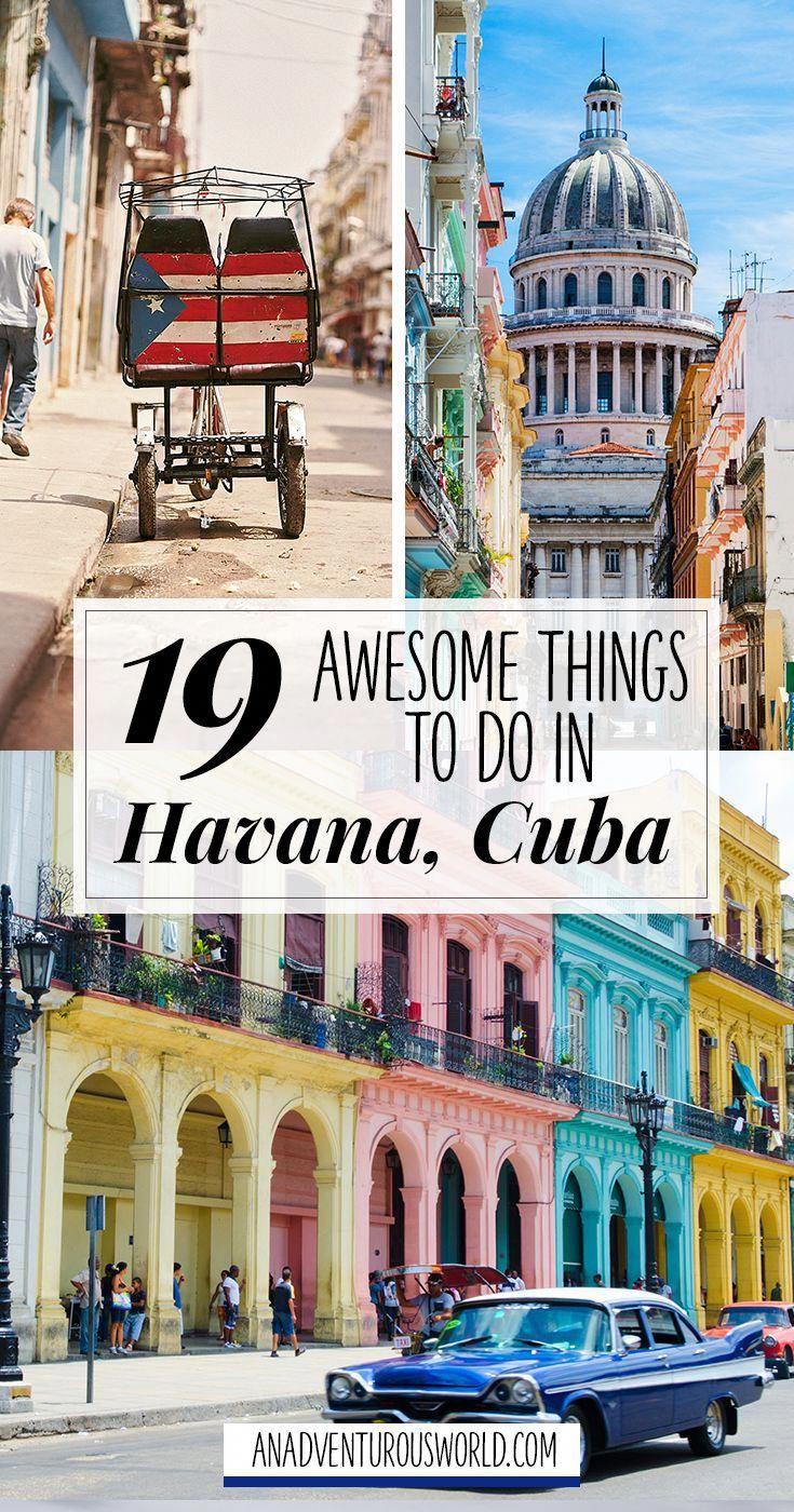Unhealthy Travel Poster Traveller Traveltips Havanna Kuba Kuba Reisen Sudamerika Reise