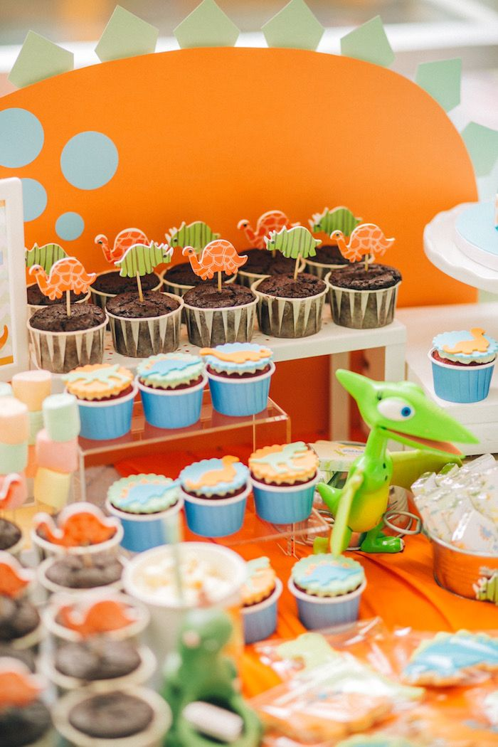 214 best Dinosaur Birthday Party Ideas Karas Party Ideas images