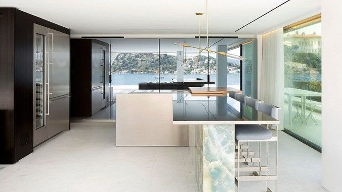 Large Apartment With Wonderful View of Istanbul