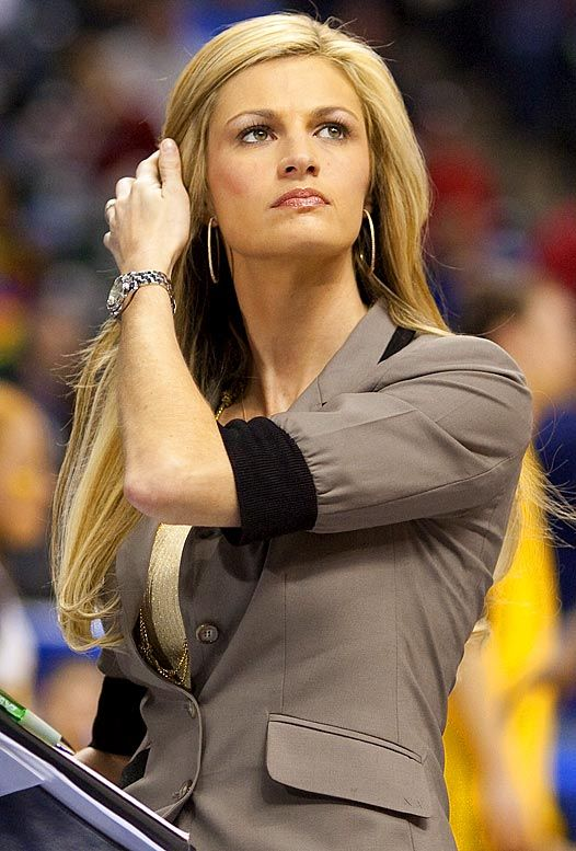 erin andrews   apparently the career prospects of erin andrews have plateaued and ...