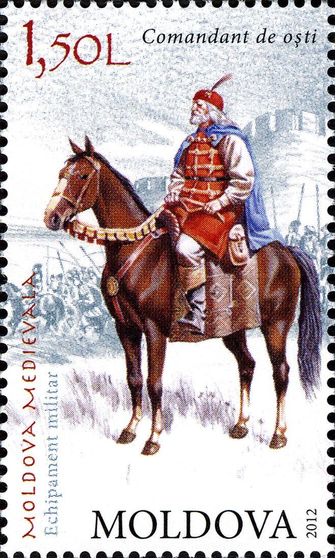 MOLDAVIA 2012 Comandante Militar
