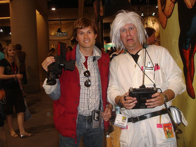 Très Best 25+ Doc brown costume ideas on Pinterest | Doc brown, Marty  UH39