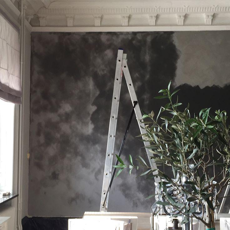 Changing from #LutePrimo to ConcretePrimo  #kalklitir #wallpaint #limepaint