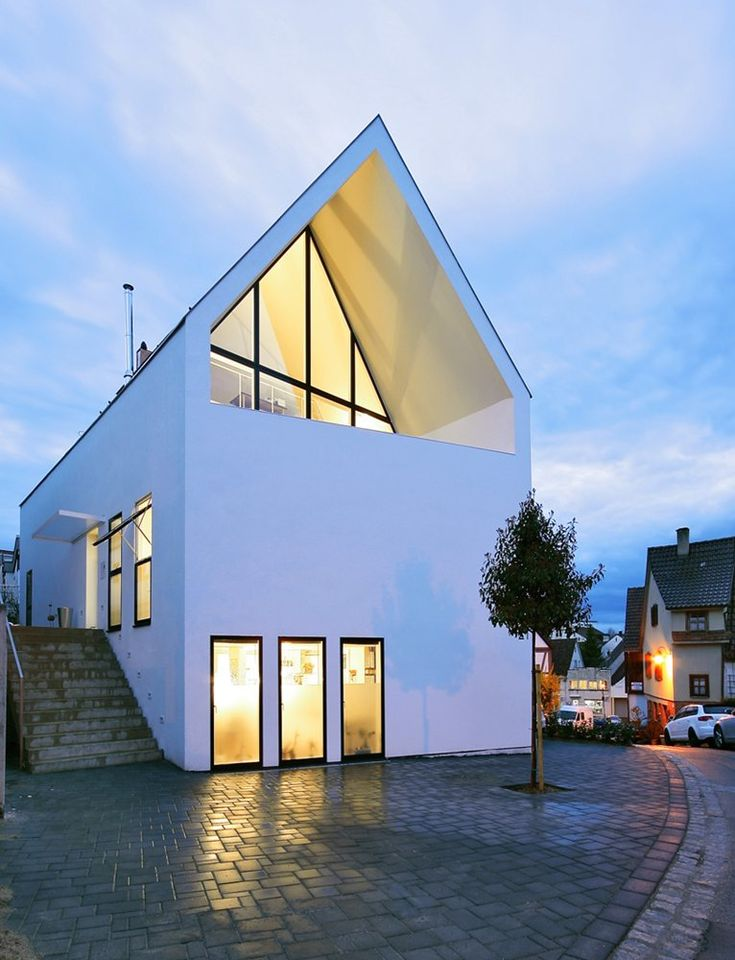 House house PP – – village duktus – – Freiberg am Neckar, Germany by FINCKH ARCHITEKTEN BDA
