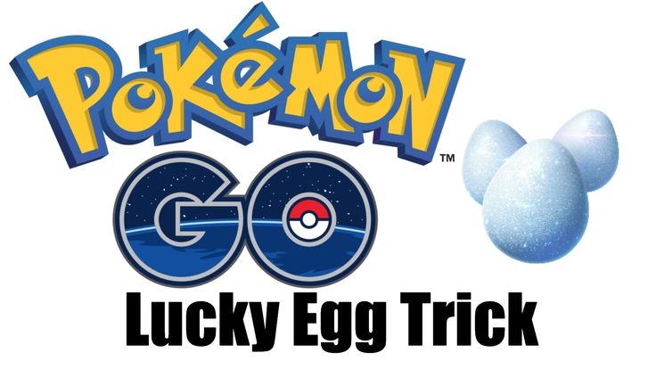 Pokemon Go Lucky Egg Trick {Super Fast XP!}