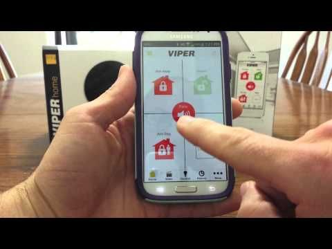 Viper - Wireless Home Monitoring and Security System Starter Kit - Home  Security Systems