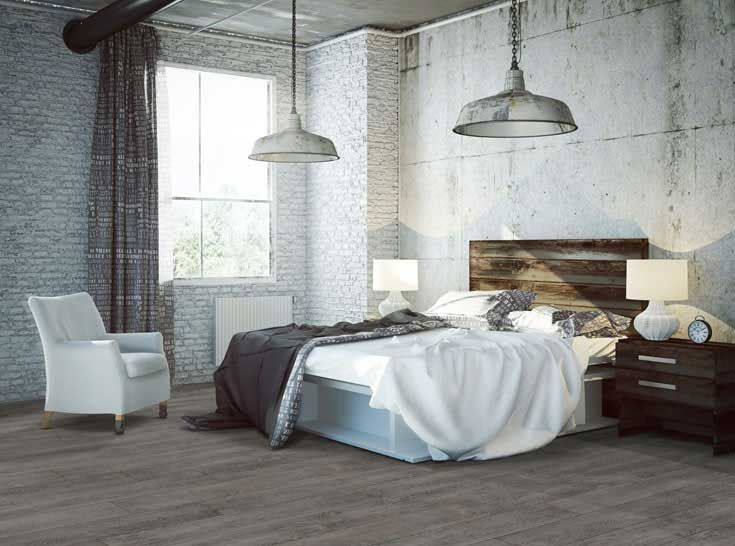 industrial loft bedroom floors from beaulieu canada pinenut the expedition collection check