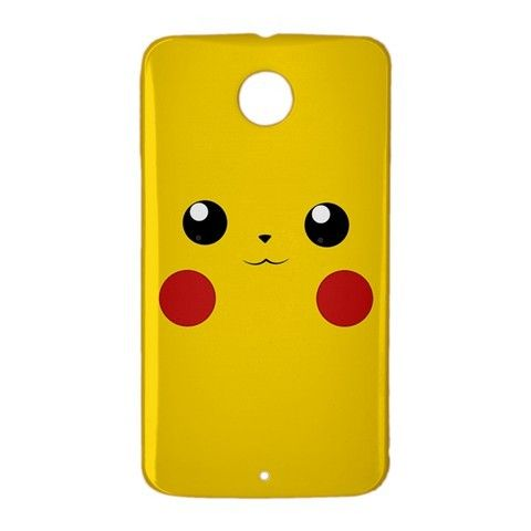 Pikachu Pokemon GO Google Nexus 6 Case Cover
