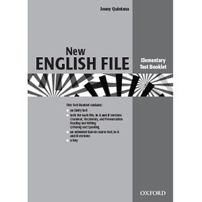 New English File Elementary Test Booklet Teacher's Book ebook pdf online download - New English File Elementary Workbook sale off 50%