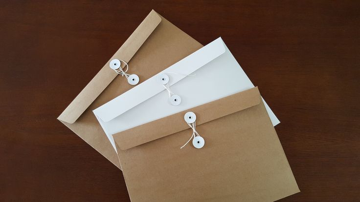 cardboard string envelope available at www.iposto.com