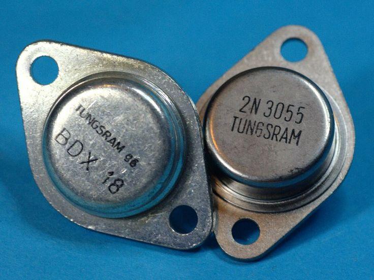 """Jest to krzemowy tranzystor typu npn wykonany opracowaną w firmie RCA w latach 1959-60. Charakteryzował się odpornością na zjawisko """"wtórnego przebicia"""""""