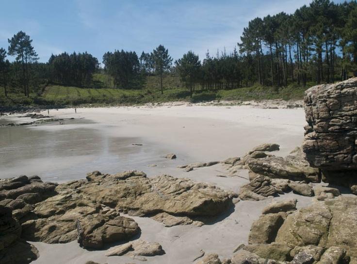 Playa de Estorde. Cee- A Coruña