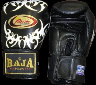 Boxerské rukavice Raja  Motiv Tatto #http://pinterest.com/savate1/boards/