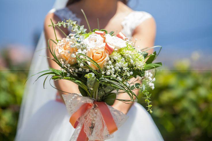 Bouquet noiva elaborado pela decoradora Micaela Faria - Go Decor