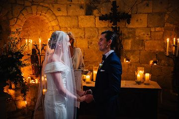 Photo from Sophie & Mitchel at Chateau De Lisse collection by John  Armstrong-Millar   P H O T O G R A P H E