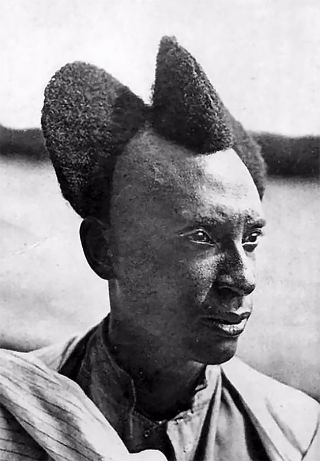 The Traditional Rwandan Hairstyle: The Most Unique And Creative Hairstyle From The 1920