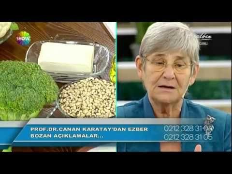 Canan Karatay İle Sağlıklı Beslenme