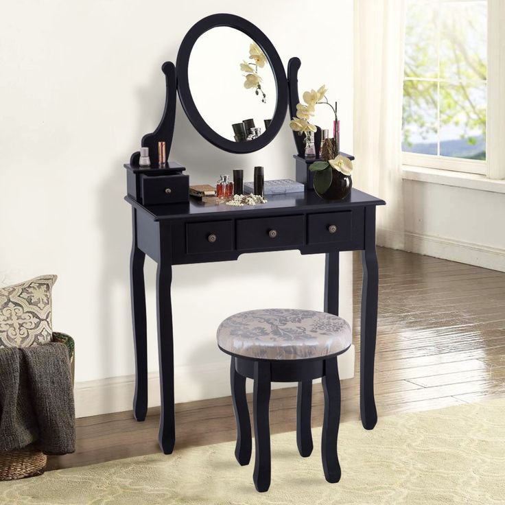 Best 25+ Mirrored vanity table ideas on Pinterest | Makeup ...