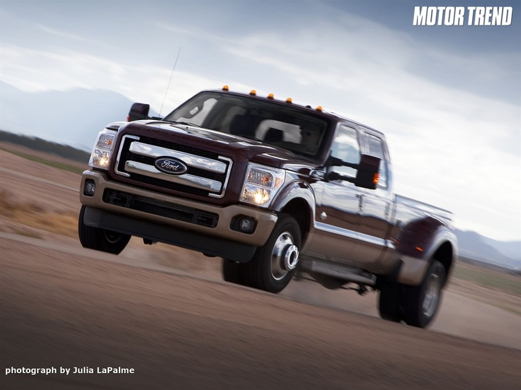 Ford F350. King Ranch. Diesel. Dually.     YES PLEASE