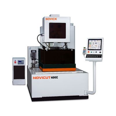 NOVICUT 400E source:http://www.novickedm.com/products/?categ1=Wire%20cut%20EDM&categ2=Precision%20Wire%20cut&id=22&language=en #wire #cut #edm #novicut #entry #cnc #machine #romania #alfa #metal #highrigidity #highaccuracy #accuracy #ballscrews #highprecision #linear #guideways #highspeed #electrolysis #nanosecond #pulse #ACservo #shapes #nonecore #cutting #cornercontrol #upperandlower #profiles #multitasking #platform #computernumericalcontrol #electricdischargemachine