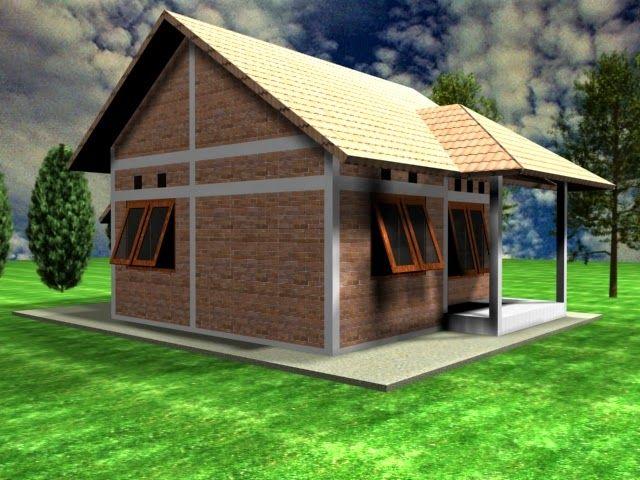 Gambar Rumah Sangat Sederhana