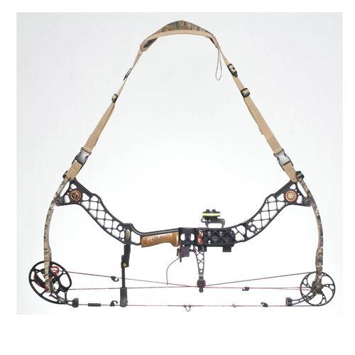 Heavy Hauler Outdoor Quik Detach Bow Sling for Compound Archery Bows