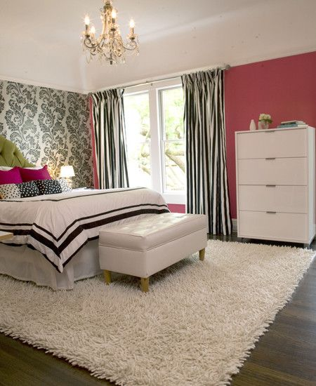Eclectic Teen Girl Rooms Design, Pictures, Remodel, Decor