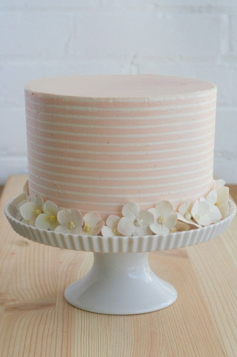 Fondant Decor On Buttercream Cake : 17 Best images about Cake & Cupcake Decorations on ...