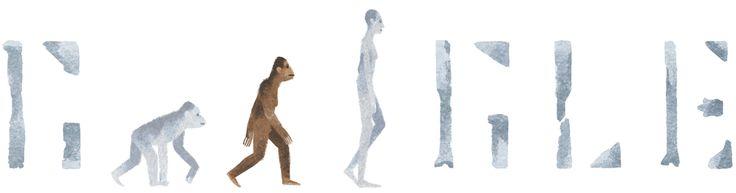 41º Aniversário da descoberta de Lucy #GoogleDoodle