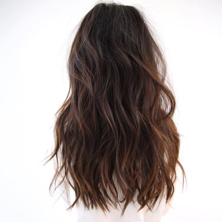 Best 25+ Long Textured Hair Ideas On Pinterest