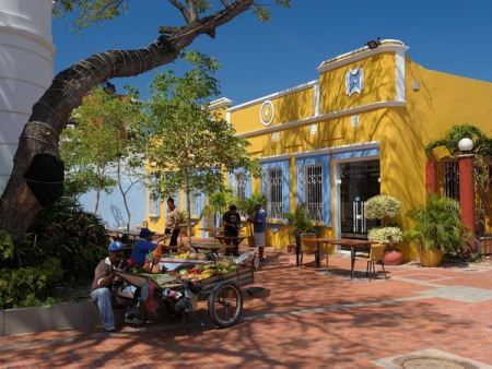 The Five Best Countries to Live In on a Budget Santa Marta, Colombia.
