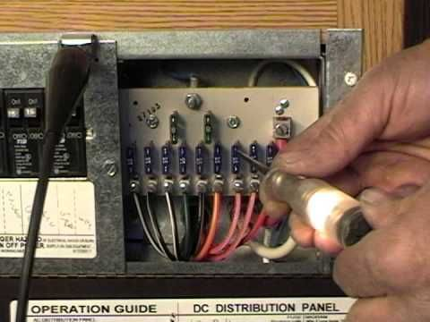 RV Walk-Thru: Electrical - Learn how the electrical system works on your...