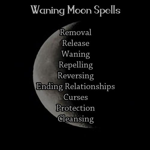 """wood-fires: """" What Types of Spell Work To Do By: Moon Phase """" Much as I'm not thrilled by the """"dark"""" and """"light"""" references, this is a pretty accurate reflection of the lunar magic cycle that I use in..."""