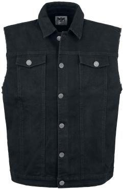 Black Premium by EMP  Vest  »Denim Vest« | Nu te koop bij Large | Meer Basics  Vesten online beschikbaar - De beste prijs!