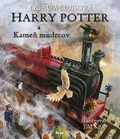 Harry Potter a Kámen mudrců - Ilustrovaná edice od: Joanne Kathleen Rowling