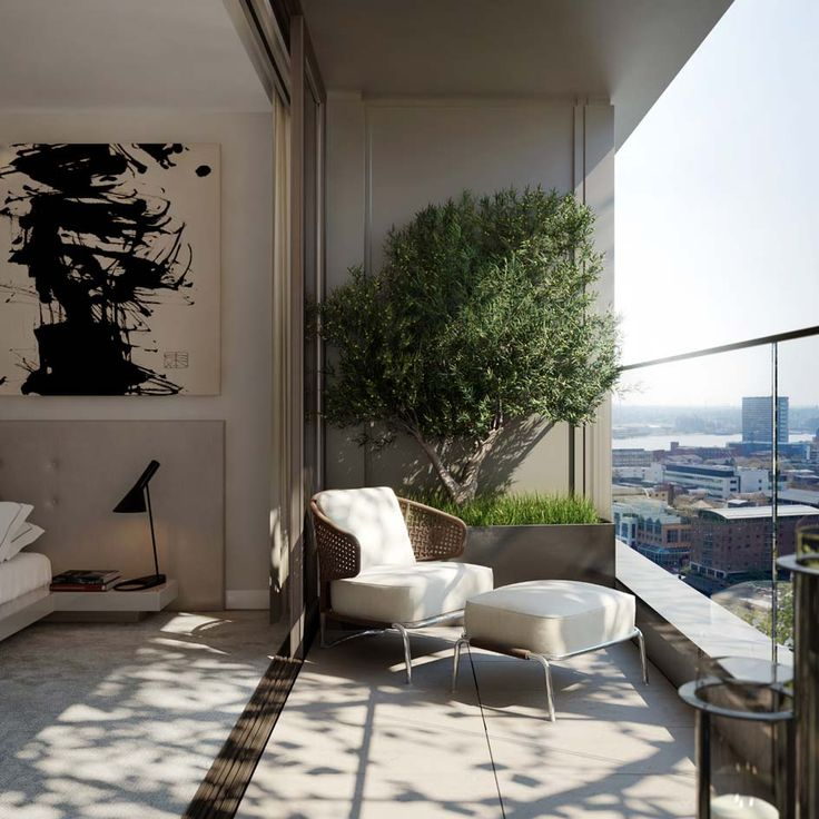 On the (high) rise: Canary Wharf Group's Stanton Williams-designed residential development goes on sale | Architecture | Wallpaper* Magazine