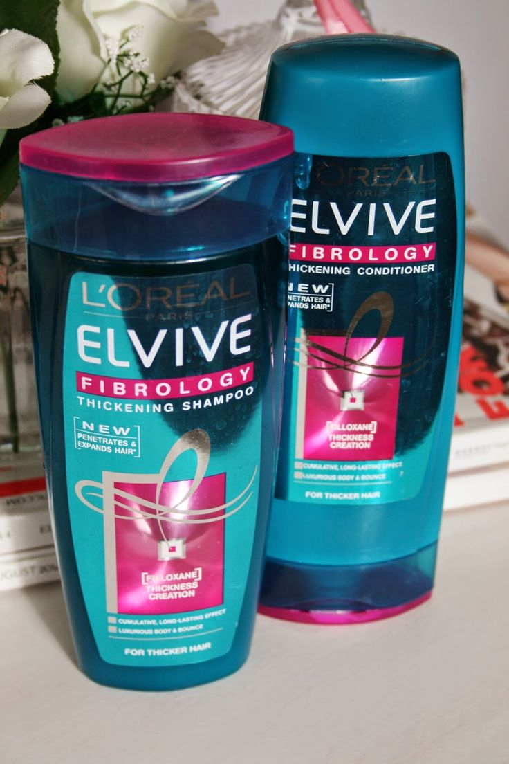 Reviewing L'Oreal Elvive Fibrology Thickening Shampoo & Conditioner. http://www.curiouslyquinn.co.uk/2014/09/review-loreal-elvive-fibrology.html