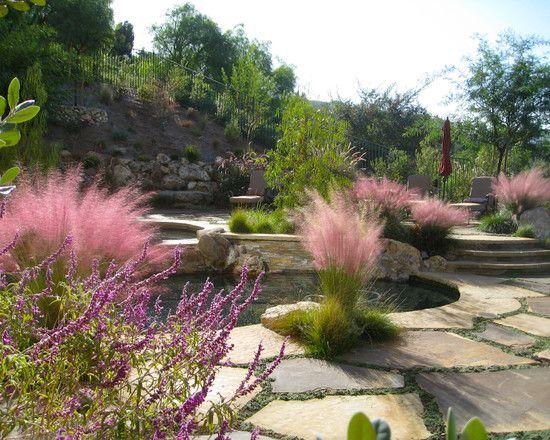 Jardin Relooking Par Shirley Bovshow Los Angeles