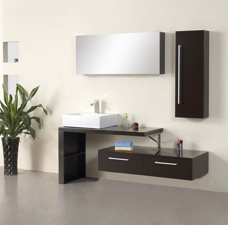 bathroom cabinets modern 1000 images about modern bathroom vanity on 11326