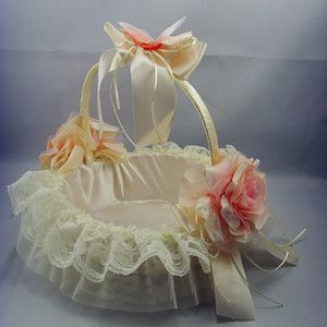 Свадебные корзины под цветы огромный выбор с доставкой по всей России.
