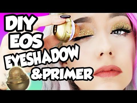 Are you sick of having your eyeshadow crumble and break when you drop it? Eyeshadow Eos ?! Is it possible? YES IT IS BAES! I promise Im not going to do a ton...