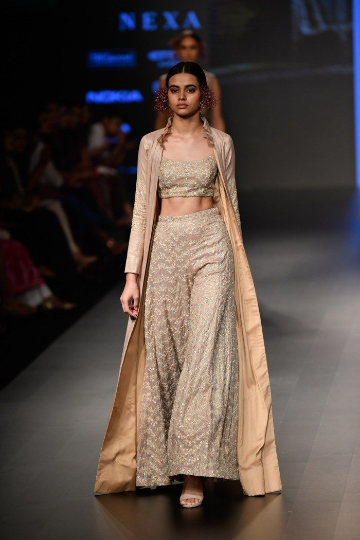 Lakme Fashion Week 2018 Bridal Picks Designer Dresses Indian Dress Indian Style Lakme Fashion Week