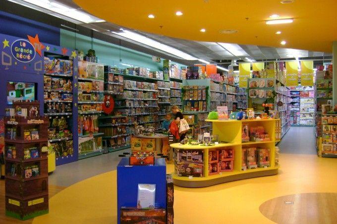 La grande récré, une caverne d'alibaba de jouets