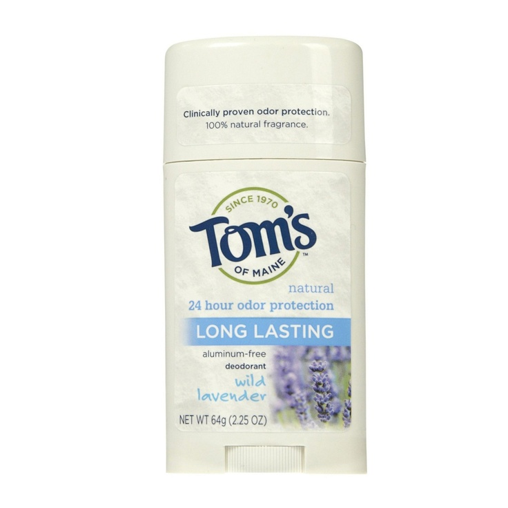 Tom S Of Maine Natural Care Lavender Deodorant Stick   Oz