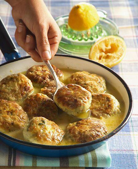 Polpette un sapore irresistibile: ricette con carne, verdure o pesce: Foto - Di•Lei - Donne