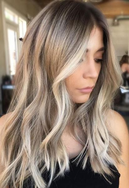 Tape in Balayage Ombre Human Hair Extensions #6M613
