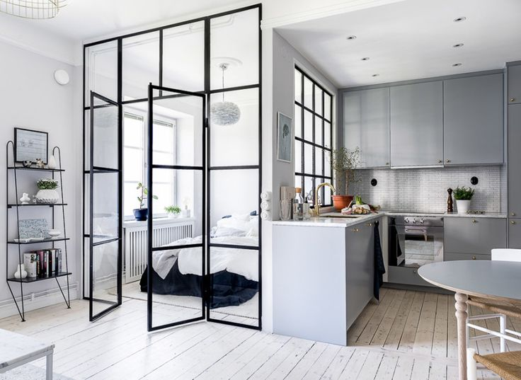 Compact living med 9 smarta lösningar