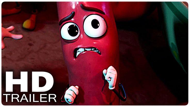 SAUSAGE PARTY Trailer Official | Seth Rogen Red Band Filme 2016 | Deutsch German Kinostart: 18 August 2016 Sausage Party erzählt von einem Würstchen, das aus...